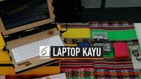 Sebuah perusahaan Peru menciptakan teknologi baru dan unik. Mereka menciptakan sebuah laptop yang menggunakan Single Board Computer (SBC) dengan selubung kayu.