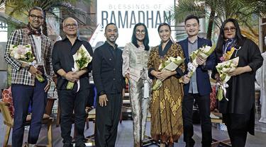 Busana muslim untuk Ramadan