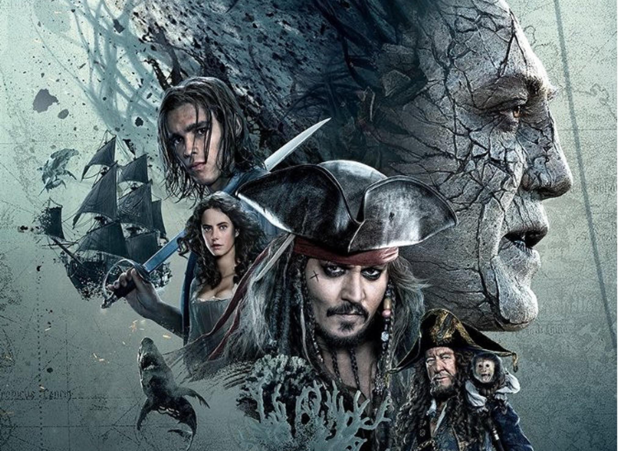 Pirates of the Caribbean: Dead Men Tell No Tales (IMDb)