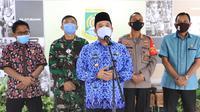 Wali Kota Tangerang Arief R Wismansyah (Foto: Liputan6/Pramita Tristiawati)