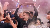 Tim esports asal Eropa, OG, berhasil menjuarai turnamen The International untuk kedua kalinya. (Doc: Flicker/Valve)