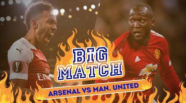 Berita Video Berita Video Arsenal Vs Manchester United, Waspadai Kebangkitan Lukaku