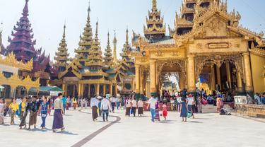 Ilustrasi Myanmar