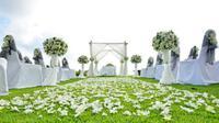 Ilustrasi pernikahan (iStock)