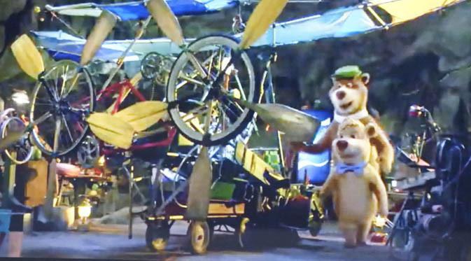 Yogi Bear Adventure
