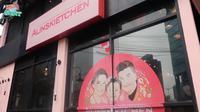 6 Penampakan Isi Restoran Mewah Chelsea Olivia, Instagramable Banget (sumber: YouTube Ken & Grat)