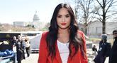 Demi Lovato sempat mengalami overdosis dan hampir saja kehilangan nyaanya. (instagram/ddlovato)