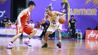 Arif Hidayat menjadi salah satu dari delapan pemain CLS Knights Indonesia yang masuk dalam radar tim nasional basket untuk Asian Games 2018. (dok. CLS Knights Indonesia)
