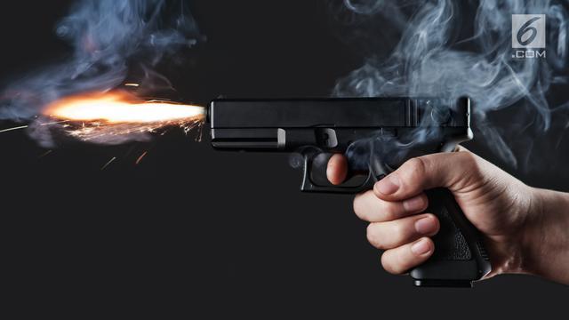 Tembak Senjata Api