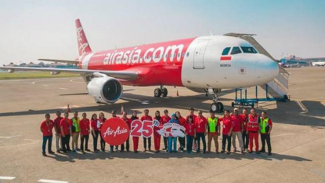 Air Asia Akui Akses Tol Belum Selesai Jadi Kendala Ke Bandara Kertajati Bisnis Liputan6 Com