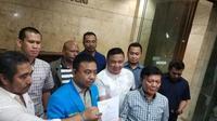 6 Orang dilaporkan terkait acara kongres lanjutan KNPI. (Merdeka.com)