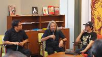 Pameran dan diskusi 'Komik Itu Baik' di Kemang, Jakarta Selatan. (foto: dok. EPR)