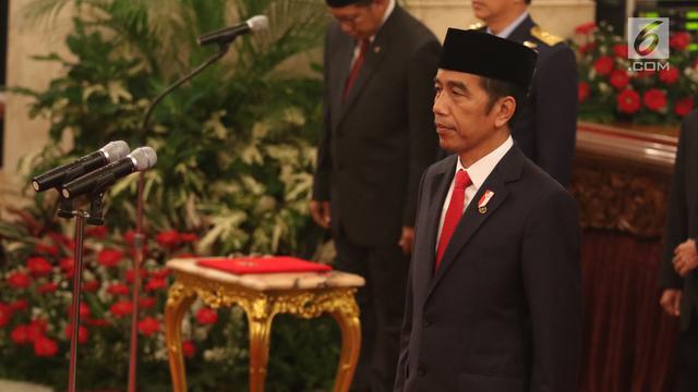 Presiden Jokowi Anugerahi Gelar Pahlawan Nasional ke Enam Tokoh