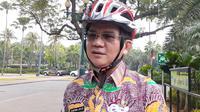 Kepala Dinas Perhubungan (Dishub) Provinsi DKI Jakarta, Syafrin Liputo. (Foto: Merdeka.com/Hari Ariyanti)