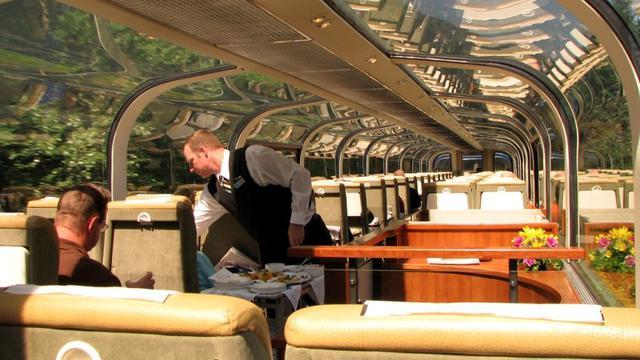 Menengok Mewahnya Kereta Api Termahal Di Dunia Bisnis Liputan6 Com