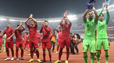 Timnas Indonesia Unggul Atas Timor Leste di Piala AFF 2018