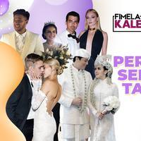Kaleidoskop 2019: Sederet Pernikahan Selebriti yang Mencuri Perhatian Publik. (DI: Nurman Abdul Hakim/Fimela.com)
