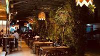 Tempat Nongkrong Hits di Belitung, Sambil Nikmati Pizza Buatan Chef Asli Italia. foto: istimewa