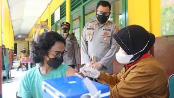 Sudah 46,5 Juta Warga Indonesia Mendapat Vaksinasi Covid-19 Dosis Lengkap