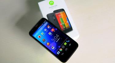 Moto G, Smartphone Murah Tapi Tak Murahan