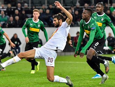 Borussia Monchengladbach Vs AS Roma