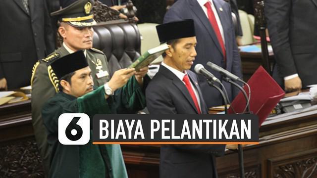 Pada 20 Oktober mendatang, pelantikan Presiden akan digelar. Tamu-tamu kenegaraan akan diundang untuk menyaksikannya.