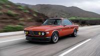 Iron Man Modifikasi BMW 3.0 CS tahun 1974 (Motor1)