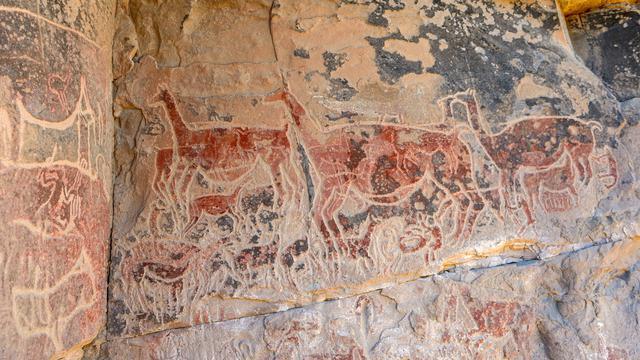 Seni Cadas Chile Bocorkan Rahasia Budaya Padang Pasir Kuno