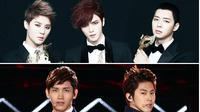 JYJ dan TVXQ akan bersaing ketat demi meraih penghargaan bergengsi yang akan digelar media ternama Korea Nate.