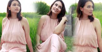 Feby Febiola Beauty Shoot for Bintang.com