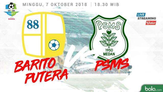 Prediksi Barito Putera Vs Psms Misi Tuan Rumah Kembali Ke Jalur Kemenangan Indonesia Bola Com