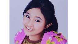 Dari dulu, Marshanda memang sudah mempunyai wajah cantik yang menawan ya. (Foto: instagram.com/malibu62studio)