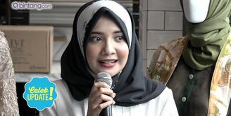Zaskia Sungkar ucap syukur usia pernikahannya dengan Irwansyah sudah masuki tahun keenam.