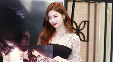 [Bintang] Bae Suzy: Waktu Menjadi Guru yang Baik Buatku