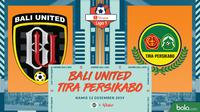 Shopee Liga 1 - Bali United Vs Tira Persikabo (Bola.com/Adreanus Titus)