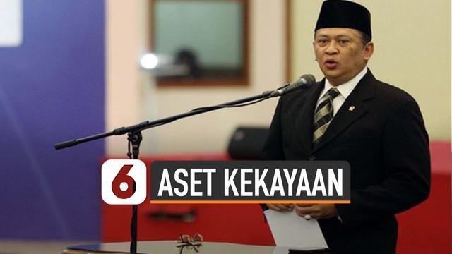 Bambang Soesatyo atau Bamsoet terpilih jadi Ketua MPR periode 2019-2024. Ia dikenal punya hobi koleksi mobil mewah .