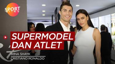 Berita video sportbites tentang 5 Supermodel Dunia yang Menjalin Hubungan dengan Atlet, salah satunya ada Irina Shayk dengan Cristiano Ronaldo.
