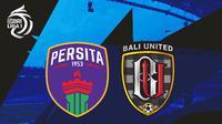 BRI Liga 1 - Persita Tangerang Vs Bali United (Bola.com/Adreanus Titus)