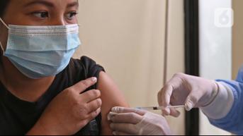 Vaksinasi Covid-19 Guru dan Tenaga Pendidik di Jabar Baru Capai 45 Persen