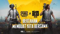 Tencent Games dan PUBG Corporation kembali mengumumkan kolaborasi yang menarik dengan AMC yaitu PUBG MOBILE dan The Walking Dead.