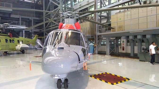 Helikopter HX-5609 Buatan PT DI. (Tommy/Liputan6.com)#source%3Dgooglier%2Ecom#https%3A%2F%2Fgooglier%2Ecom%2Fpage%2F%2F10000