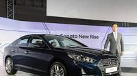 Hyundai resmi meluncurkan pembaharuan dari sedan andalannya, Sonata (Koreatimes)