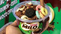 Jumlah kalori es kepal milo setara dua mangkuk bakso (Sumber foto: STYL.id)