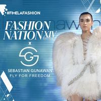 Fashion Nation 2020 x Sebastian Gunawan | Fly for Freedom