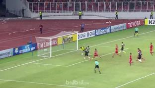 Persija Jakarta menelan kekalahan 1-3 dari Home United dalam pertandingan leg kedua semifinal Piala AFC Zona ASEAN sehingga klub i...