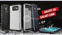 Bocoran gambar Galaxy S6 (Foto: Cnet Korea)