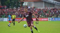 Striker PSM Makassar, Eero Markkanen. (Bola.com/Abdi Satria)