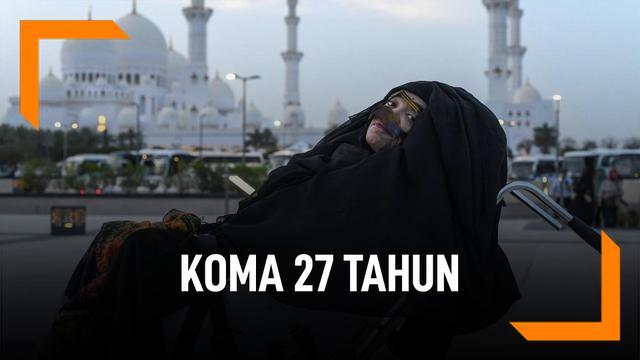 Kisah Munira Abdulla, Bangun Dari Koma 27 Tahun