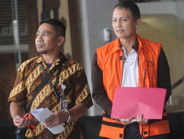 Direktur PT Krakatau Steel Wisnu Kuncoro