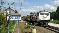 Kecamatan Glenmore Banyuwangi (Foto; Arif Firmansyah)